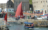 Scottish Traditional Boat Festival, Portsoy