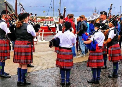 Pipers - Donald Martin